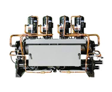 MS系列壳管式水源热泵涡旋机